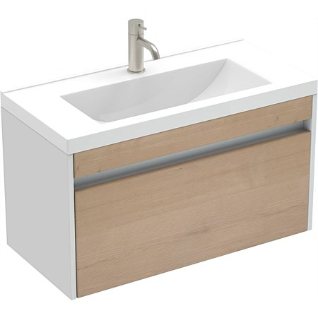 LeVivi Capri 750mm Slim Wall-Hung Vanity
