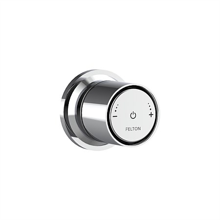 Tate Smartflow Digital Shower Mixer Chrome