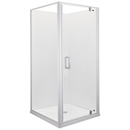 Englefield Azure II 1000mm 2 Sided Square Shower Enclosure