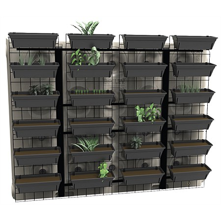 Bailey Slim Jim Fence Tank Vertical Garden Kit