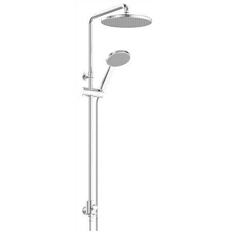 Greens Glide RainBoost® Column Shower Chrome