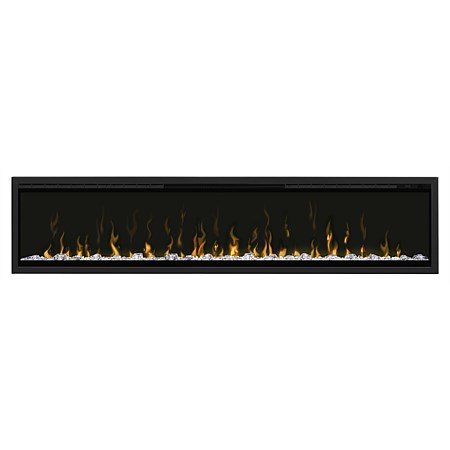 "Real Flame Ignite XL 74"" Electric Fire 2kW Ceramic Heater"