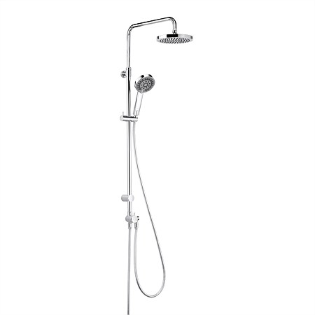 Kludi A-QA Double Head Shower Chrome