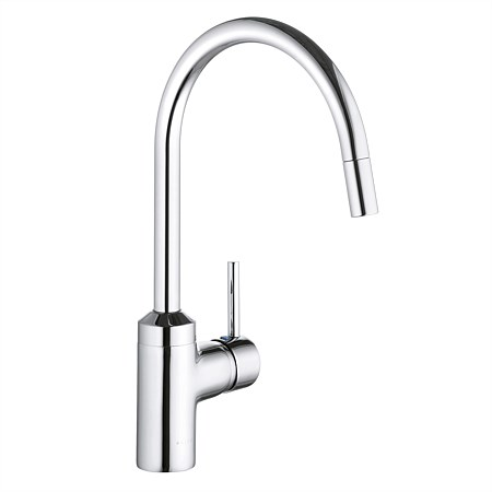 Kludi Bozz  Pullout Sink Mixer Spout Chrome