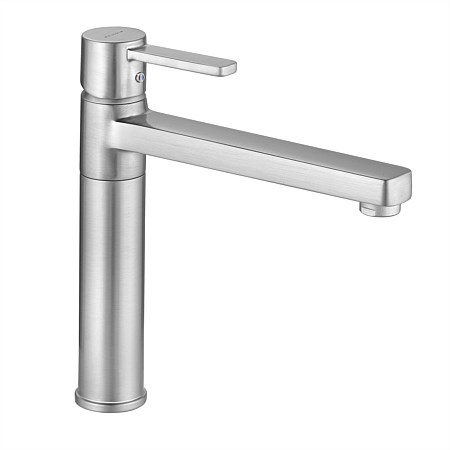 Kludi Zenta Sink Mixer Brushed Nickel