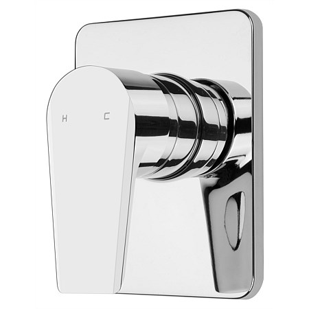 Voda Olympia Vortex Shower Mixer  Chrome
