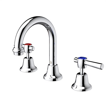 Caroma Caravelle Classic Lever Basin Set