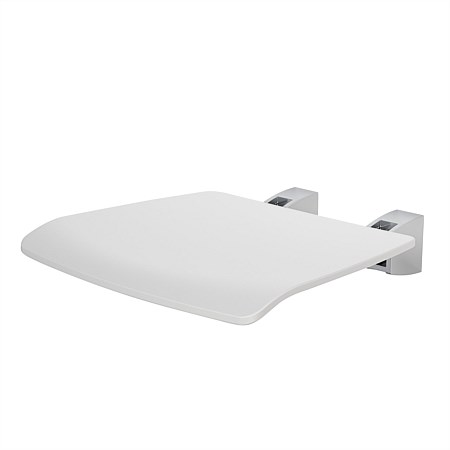 Caroma Opal Shower Seat Folding White