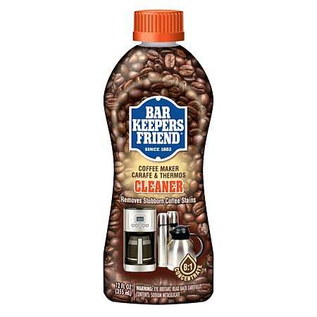 Bar Keepers Friend Coffee Maker Cleaner 355ml