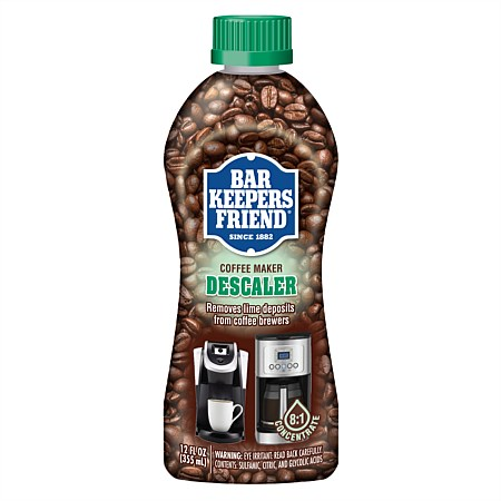 Bar Keepers Friend Coffee Maker Descaler 355ml