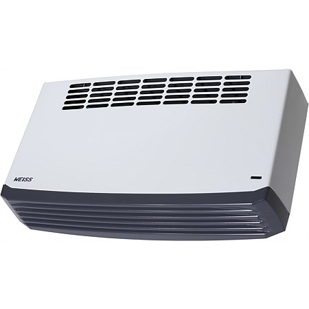 Weiss FH30 Tangential Fan Heater Gloss White
