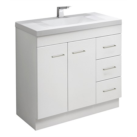 Clearlite Norfolk 900mm Floor-standing Vanity